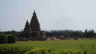 オーシャンビューのランチも。インドの世界遺産「海岸寺院」