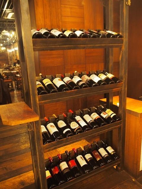 世界各国80種のワインが飲み放題1980円!渋谷の真ん中で美味しい時間