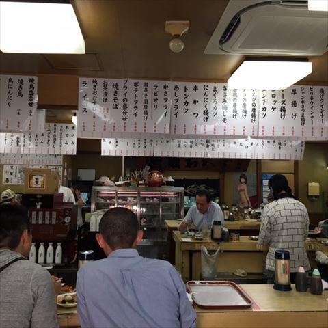 近所にあったら毎日行きたい。昭和の雰囲気漂う大衆居酒屋
