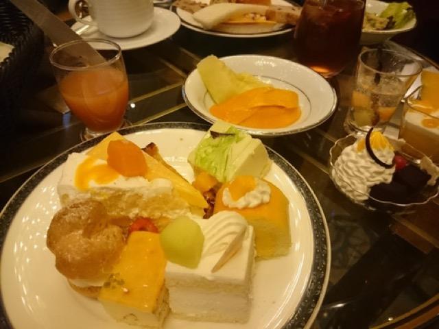 マンゴー・メロン好き必見!横浜ベイシェラトンの絶品スイーツブッフェ