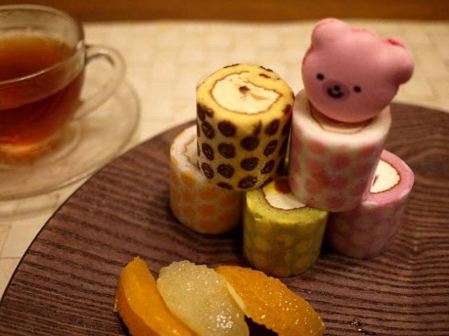 自分へのご褒美に。二子玉川「イリナ」の小さくてかわいいロールケーキ