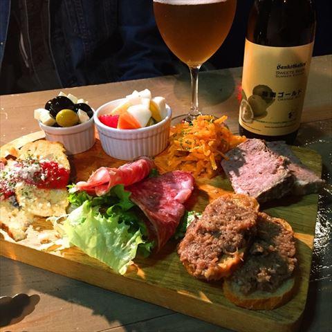 【恵比寿】幻の尾崎牛と50種のクラフトビールが楽しめる「ギャツビー」