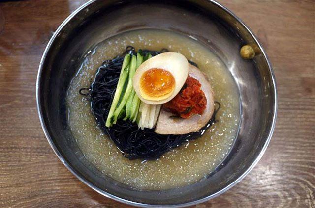 【恵比寿の野郎ラーメン】一度食べたら絶対ハマる「シャーベット葛冷麺」