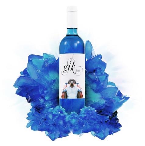 赤白ロゼに続く、第四のワイン登場!爽やかなブルーワイン「Gïk」