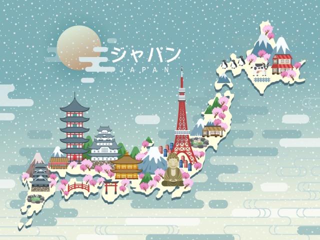 3位は富山で2位は茨城!外国人から今最も関心が高まっている都道府県1位は