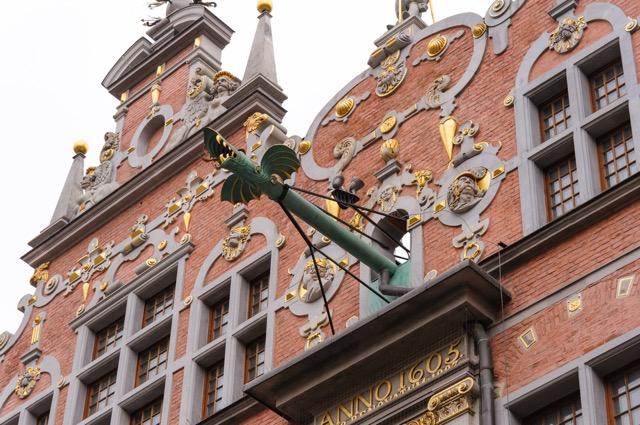 中世が香るバルト海沿岸の港町、ポーランドのグダンスクが美しい