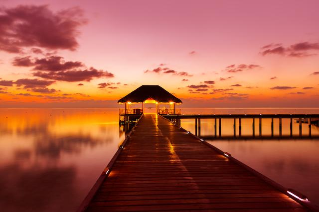 一生に一度は行ってみたい、大切な人と訪れたい世界の美しい旅先6選
