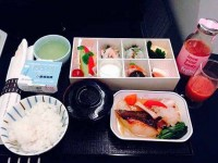 JAL(日本航空)羽田~ホーチミン。満足のいくビジネスクラスと機内食
