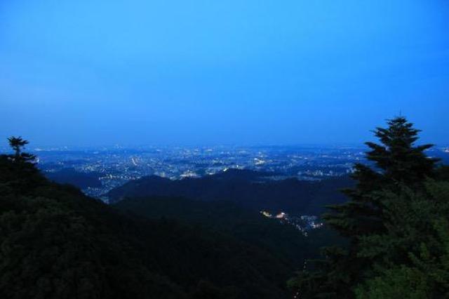 東京の夜景を眺めながら大自然の中でビール。高尾山ビアマウントで夏の始まり!