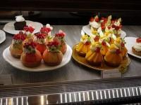 白桃のタルトも絶品!何を食べても美味しい、素敵なランチタイム