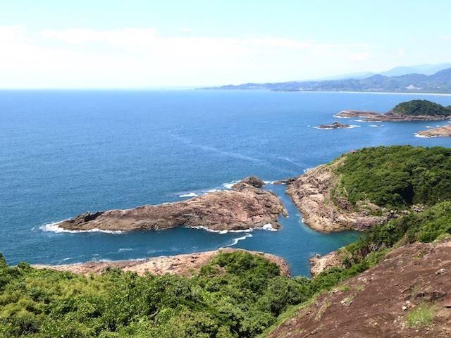 宮崎県のパワースポット!願いが叶う「クルスの海」