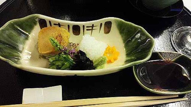 ANA「成田~サンフランシスコ」体験。まるで料亭の懐石料理のような和食