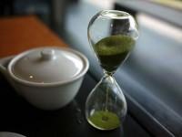 ワイングラスでいただく冷たい宇治煎茶。今までのお茶の概念が覆る瞬間