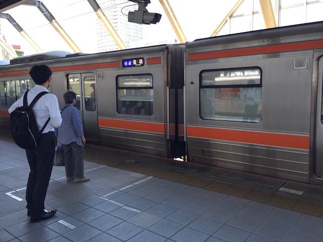 富山から名古屋まで。一泊二日で日本列島を鈍行列車で縦断してみた