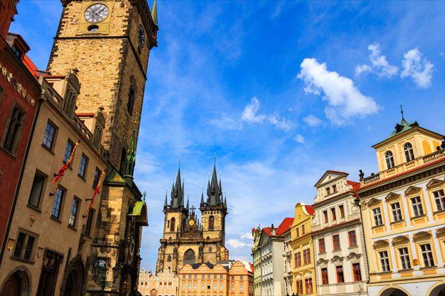 【連載】海外一人旅!初心者・女性にもおすすめの国はどこ?/第14 回「おとぎの国・チェコで世界一美しい街並みに出会う」