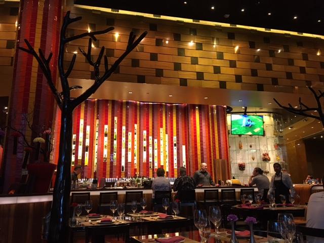【ラスベガス】Ariaホテル内でオシャレな新感覚タパス料理