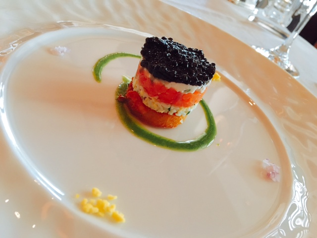【ラスベガス】ベラッジオホテルで各国のエッセンスを取り入れたディナー