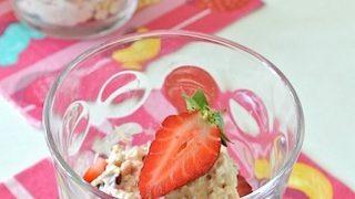【スイス】一晩寝かせるだけ! デザート感覚で食べられる「ビルヒャーミューズリー」のレシピ