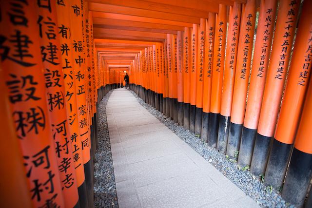【ランキング】こんなに違うの!?日本人と外国人が好きな神社仏閣TOP5