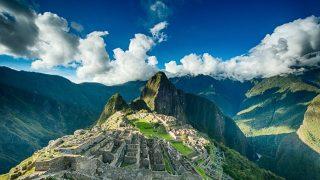 世界一周航空券連載【1】世界の偉大な建造物を巡る旅