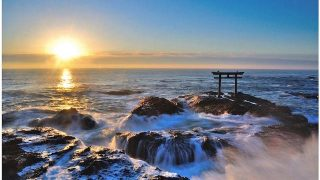 【予算2万円の週末旅】神秘的な絶景と海の幸を堪能!茨城県・大洗の旅