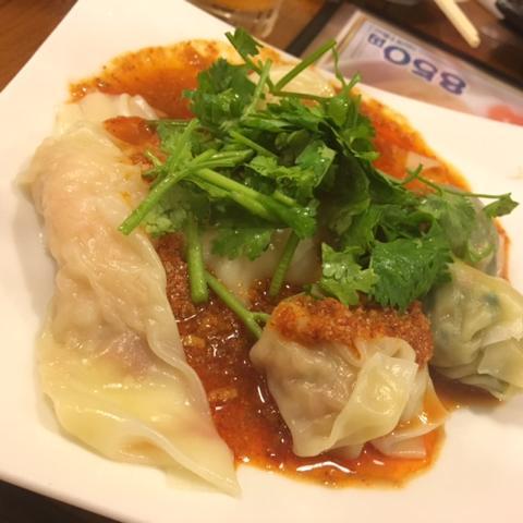 【新宿】ツルンと美味しいプリプリわんたんが食べられる「広州市場」