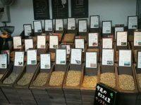 焙煎したてのコーヒー豆が買える人気のコーヒーショップ「やなか珈琲店」