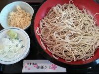 蕎麦の風味が豊かな素朴な味わい。湯あがりのお蕎麦「遊膳さくら」