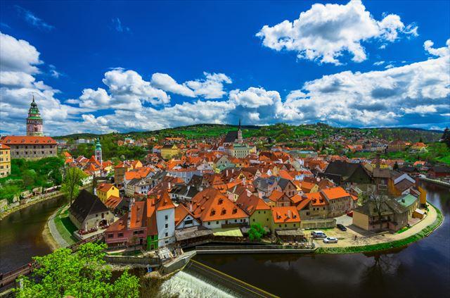 これぞおとぎの国!チェコで行きたい世界遺産5選
