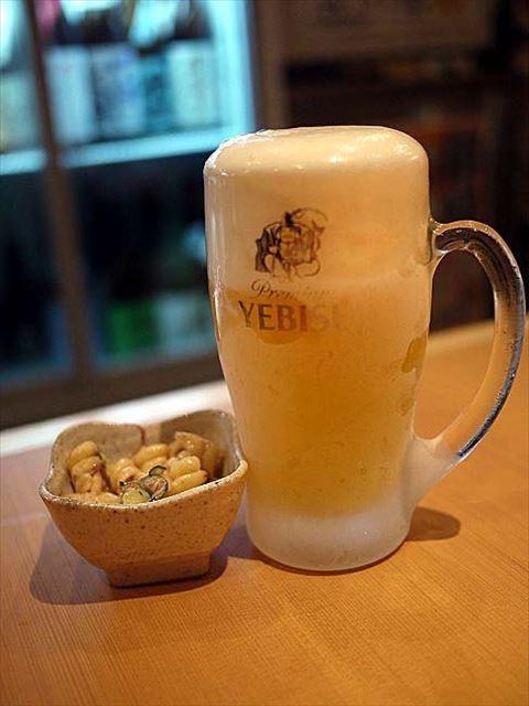 エビスビールが198円!リーズナブルなのに落ち着いて飲める「雅屋」