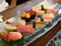 流石のお味!佇まいも素敵な昭和3年創業の老舗寿司店