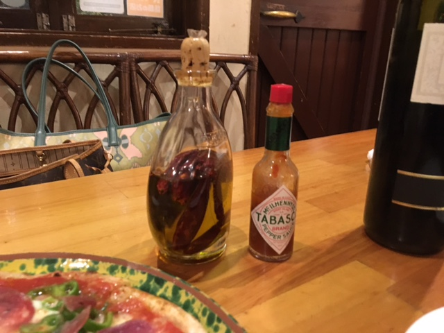冷製パスタの食べ納め。お気に入りのイタリアン店へ