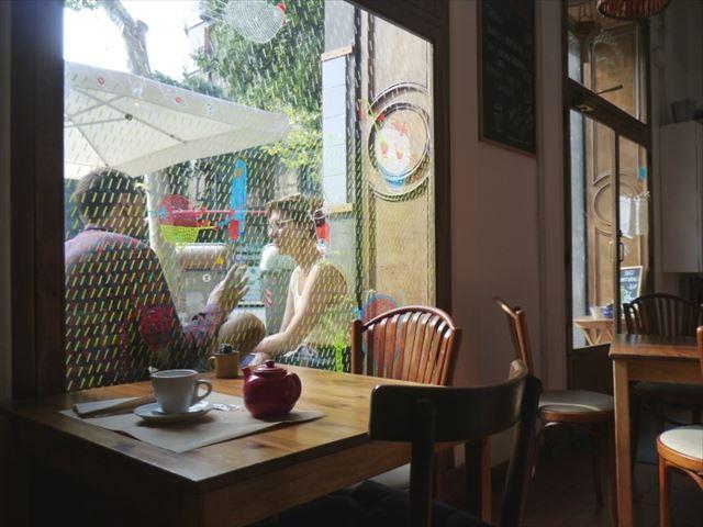 バルセロナではオシャレカフェが増加中!?女子のハートを鷲掴みのカフェ
