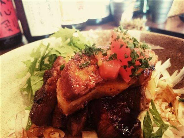 【浜松町】シェ・ノブでフォアグラ丼ランチ
