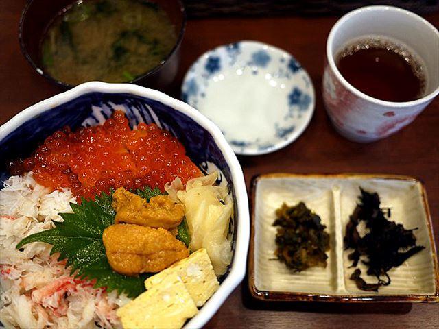 横浜橋商店街は海鮮グルメがいっぱい!リーズナブルで美味しい「宝水産」