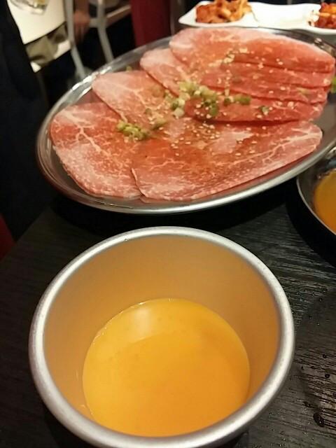 焼きしゃぶに厚切り牛タン。贅沢焼肉メニューを一番美味しい焼き具合で!
