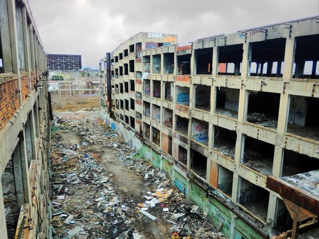 【連載】人類の悲劇を学ぶダークツーリズム。栄華と没落のモーターシティ「デトロイト」