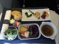 JAL(日本航空)「羽田~台北」ビジネスクラスの機内食レポ!