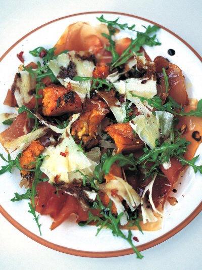 海外でも「カボチャのサラダ」が人気! あったかカボチャのサラダ3つ