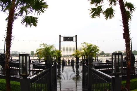 【タイ】5つ星ホテル「The Siam」で贅沢アフタヌーンティーを楽しもう