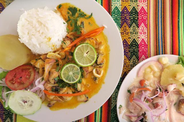 海風香る静かな街。ペルー北部「パラカス」で食べるシーフード料理