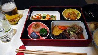 機内食レポート!チャイナエアライン「台北~成田」ビジネスクラス