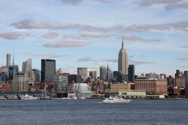 アメリカひとり旅。夕日が美しいニュージャージー州「HOBOKEN」