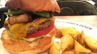 ジューシーで美味しいハンバーガー。六本木ヒルズの人気バーガーショップ