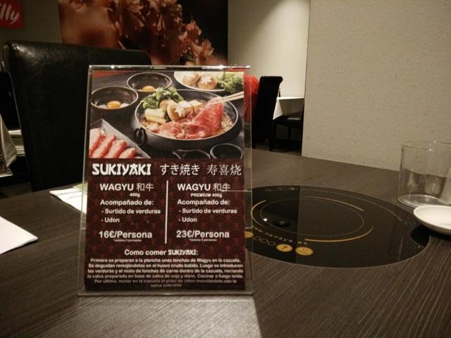 日本人も通う!バルセロナで安くて美味しい和牛すき焼きが食べれるお店
