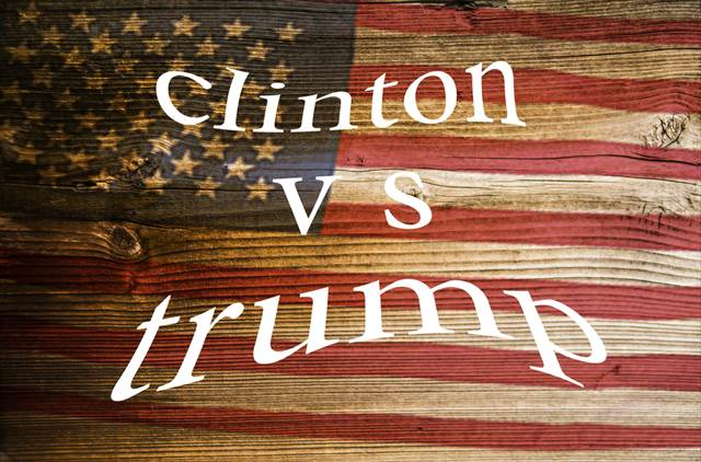 アメリカ離脱者が史上最多。好感度の低い同士の戦いアメリカ大統領選 ヒラリーVSトランプ