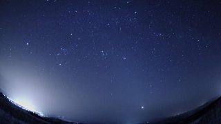 冬期「摩周湖星紀行」で絶景の星空を満喫!
