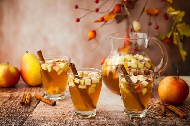 秋の夜長にいかが?サングリアの簡単レシピ3つ