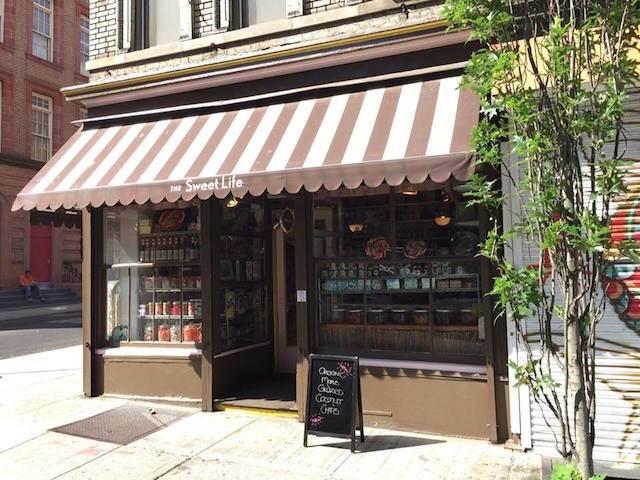 甘い夢を召し上がれ。ニューヨークのキャンディー・ショップ3店