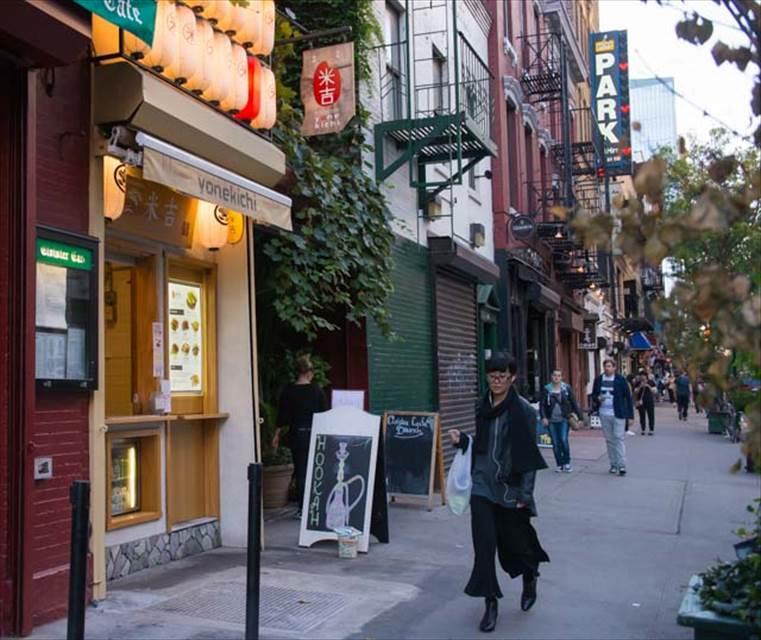 【外国で求める日本とは】ニューヨークの日本食エリアを歩く